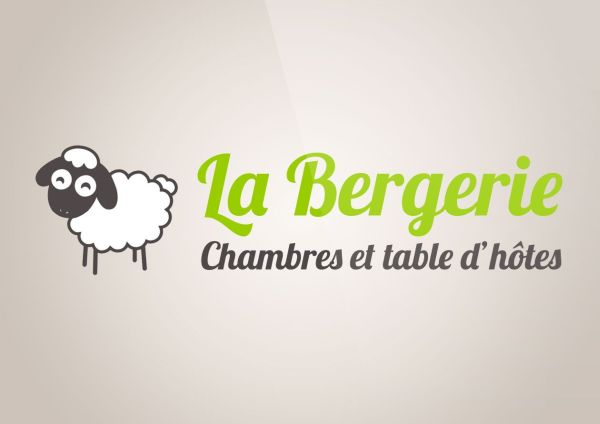 conception logo la bergerie
