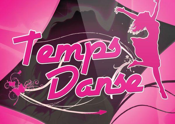conception Logo - Affiches spectacles - Drapeaux - Bâches Temps Danse